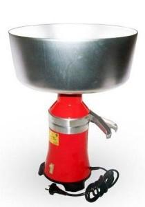 ABREX - Kisüzemi tej-szeparátor