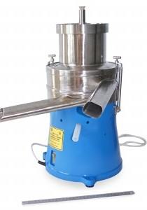 Kisüzemi tej-szeparátor