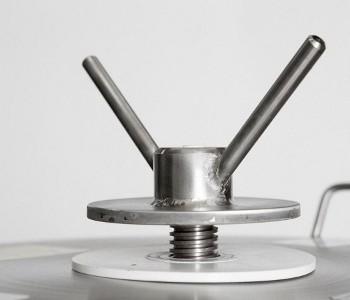 ABREX gyümölcsprés / hydro prés, teljesen rozsdamentes acél, billenthető