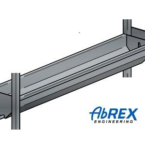 ABREX 1-nyomópontos vízszintes pneumatikus sajtprés